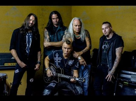 Exclusive with Rickey Medlocke about upcoming shows with BLACKFOOT