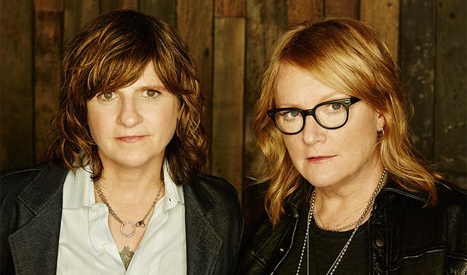 Indigo Girls tickets at The Mountain Winery, Saratoga