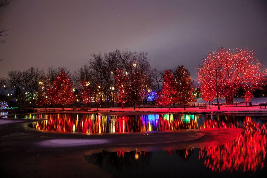 Hudson Gardens - A Hudson Christmas' Kicks Off November 27 - AXS
