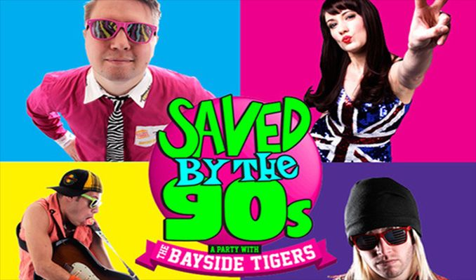 Saved By the 90s: A Party with The Bayside Tigers tickets at Rams Head Live! in Baltimore
