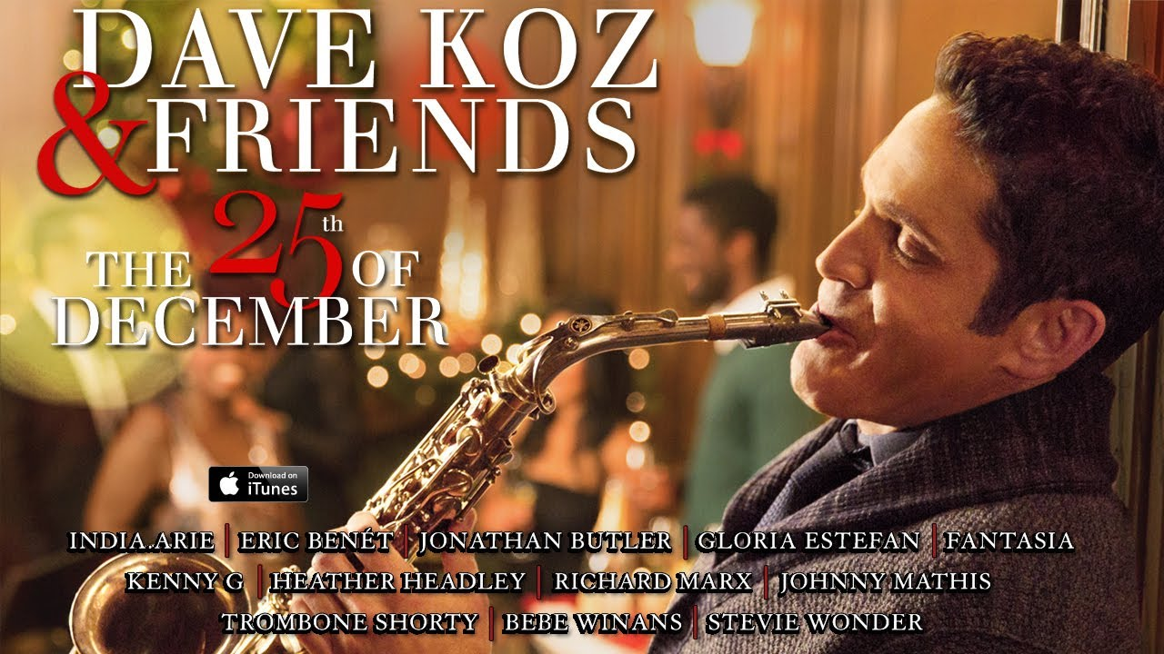 dave kozs christmas tour might have the best meet and greet ever - Dave Koz Christmas Tour