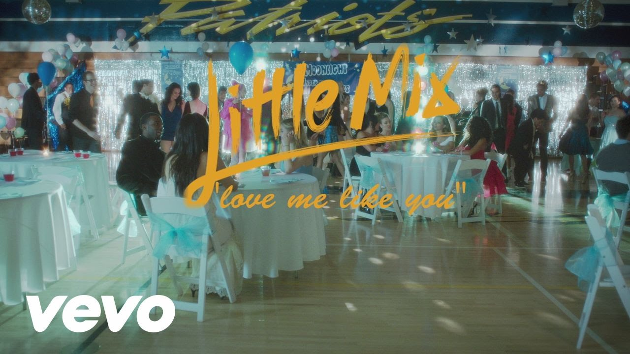 Little Mix gets played by same guy in 'Love Me Like You' music video