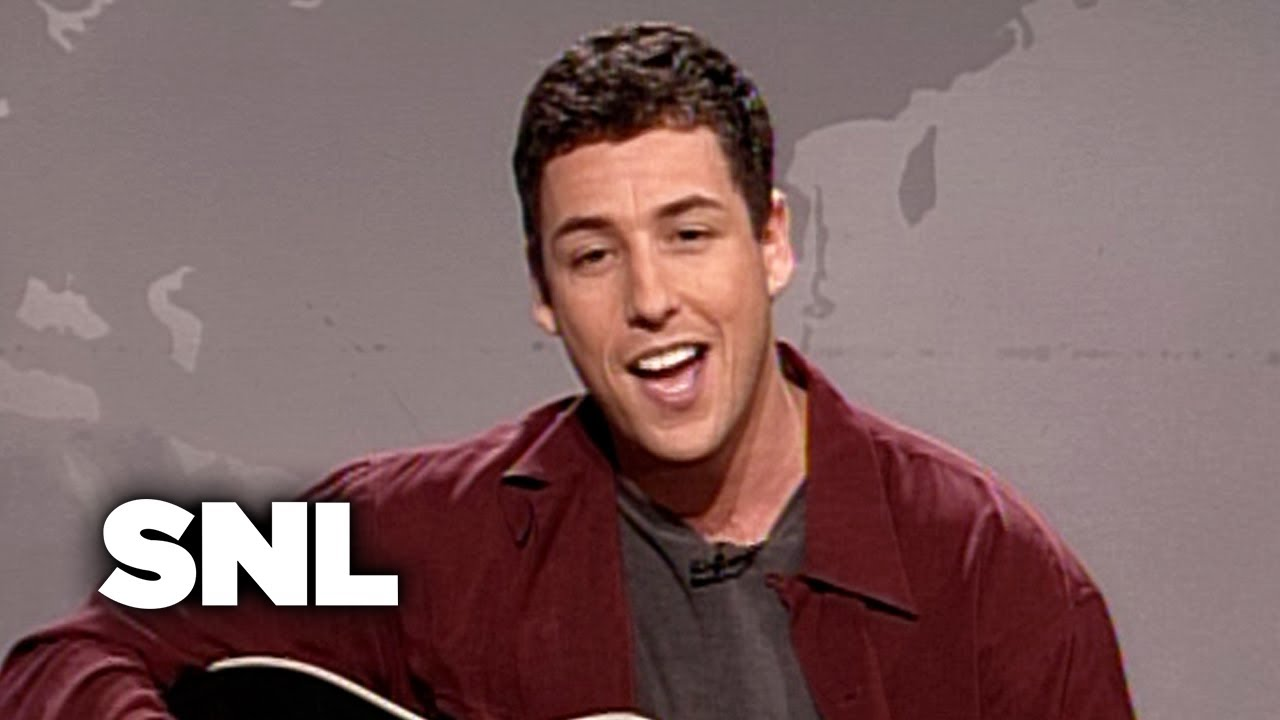 Know your Jewish celebrities: Adam Sandler\'s \'Chanukah Song\' through ...