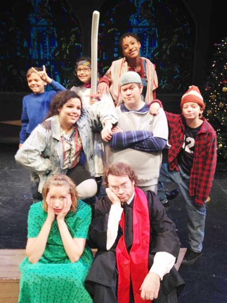 a favorite childrens story the best christmas pageant ever comes - The Best Christmas Pageant Ever Play