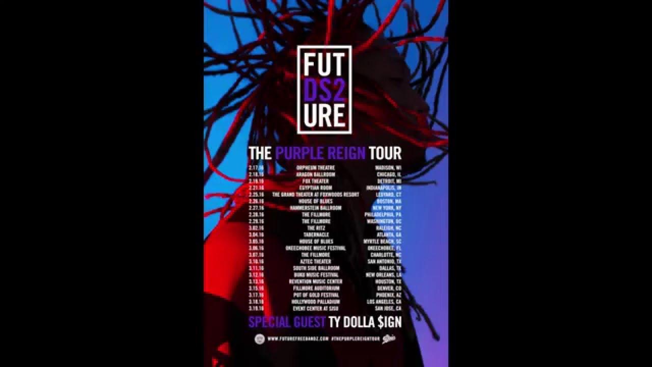 5bc094b6b7c3f Future and Ty Dolla  ign to head out on  Purple Reign  tour - AXS
