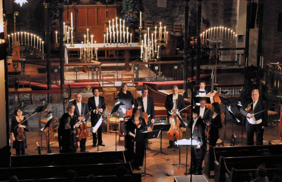 Kansas City Chamber Orchestra, Trinity Choir, unwrap a Baroque ...