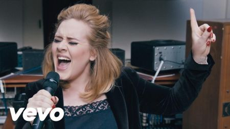 Adele's 'When We Were Young' to be second single from '25'