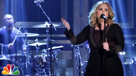 Adele's concert special draws a whopping 11 million viewers for NBC