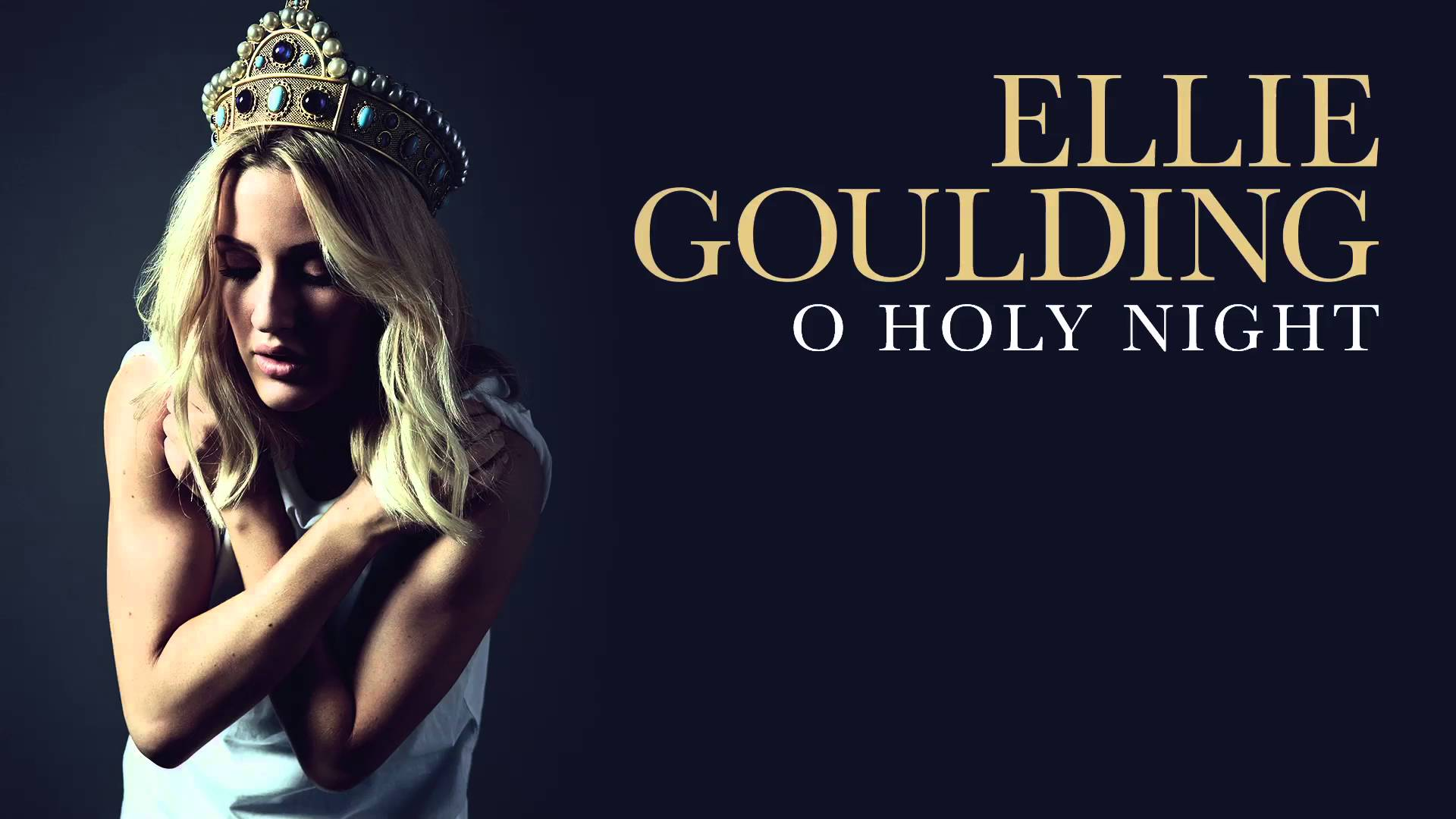 Listen: Ellie Goulding releases free download of 'O Holy Night' cover