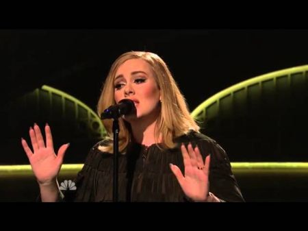 Adele's 25 poised for historic third million-selling week in the U.S