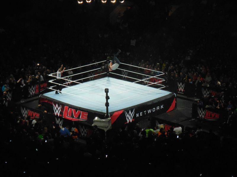 In Photos: WWE Holiday Tour At Madison Square Garden