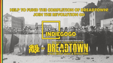 Steel Pulse documentary 'Dreadtown' launches crowd-funding campaign