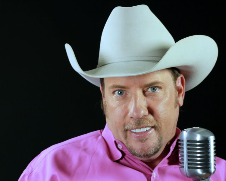 Cowboy Bill Martin performs inside Brad Garrett's Comedy Club at MGM Grand Dec. 7-13