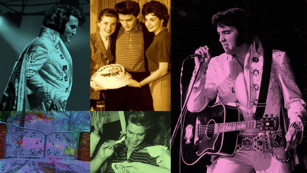 Elvis Presley fans will celebrate the King of Rock n' Roll's 1956 achievements throughout 2016.
