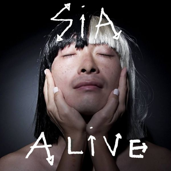 "Sia ""Alive"" Remixes cover"