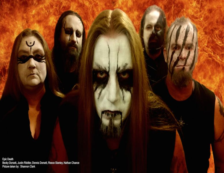 Epic Death new cd Witchcraft