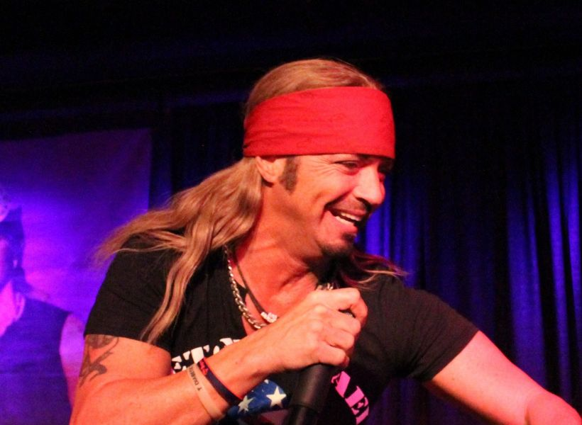 Bret michaels announces 2016 poison summer tour during annapolis bret michaels and his band rocked rams head on stage in annapolis tuesday night m4hsunfo