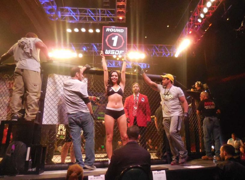 World Series of Fighting hits Tennessee next month