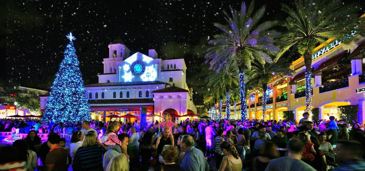 Ring In The New Year At Cityplace