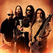 Slayer tickets at WaMu Theater in Seattle