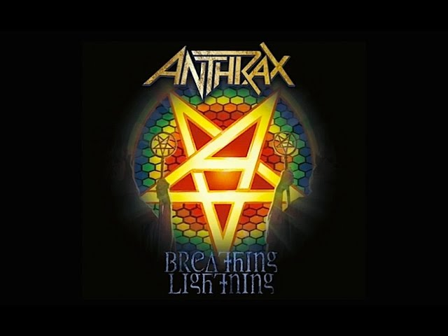 Anthrax releases first official track from forthcoming album to radio