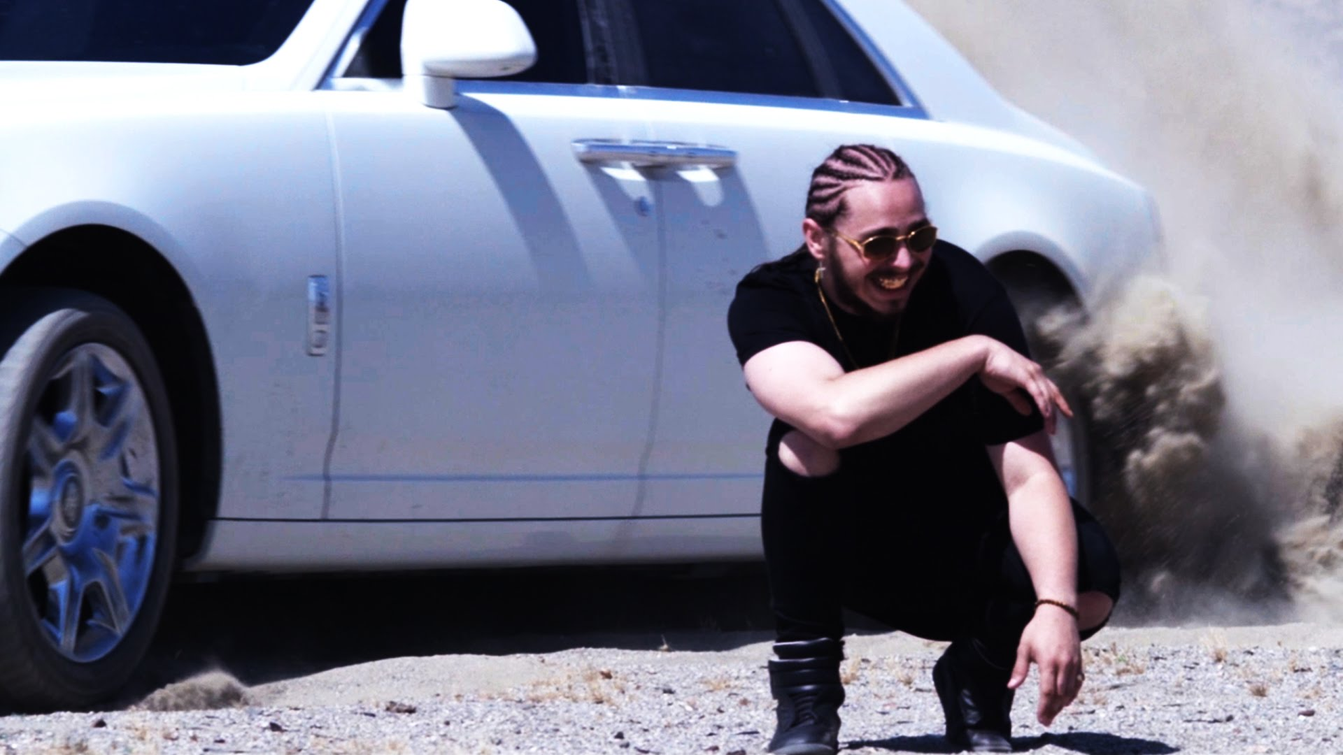 Emerging artist: Post Malone scores with debut single with 'White Iverson'