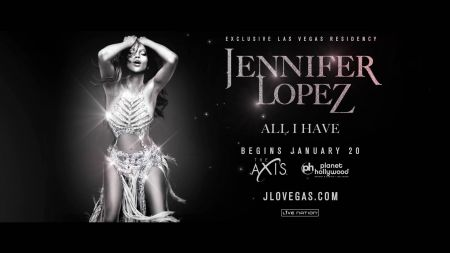 Jennifer Lopez gushes over Vegas opening, stars and surprise guests turn out