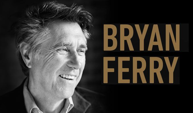 Bryan Ferry tickets at Santa Barbara Bowl, Santa Barbara