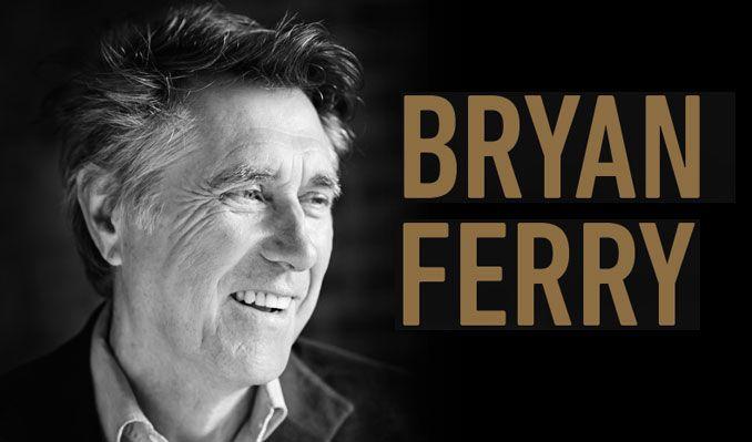Bryan Ferry  tickets at Copley Symphony Hall in San Diego