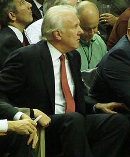 Spurs Coach Gregg Popovich has to come up with some answers