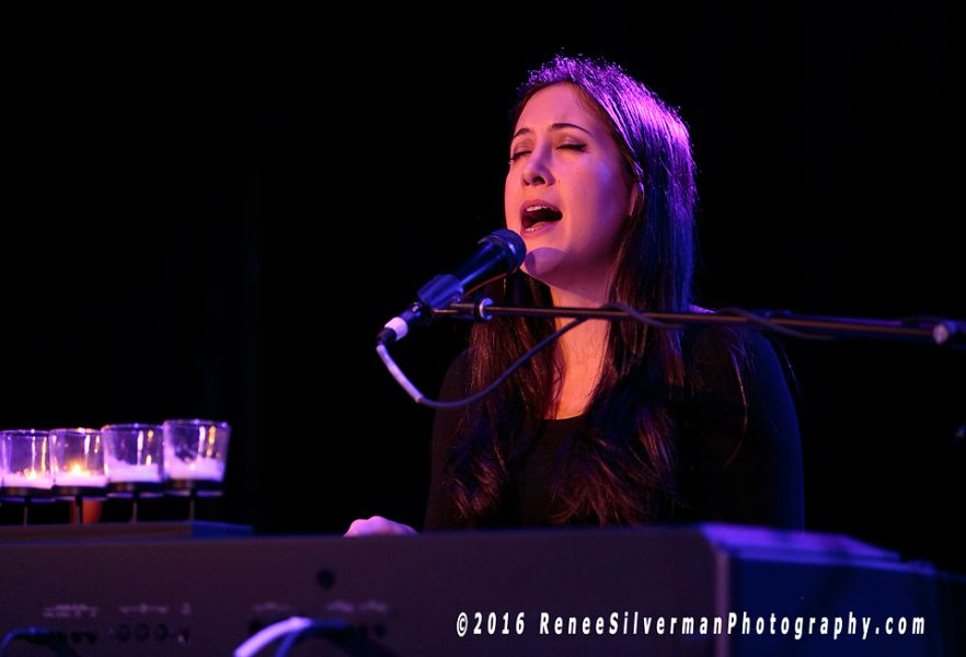 Vanessa Carlton at The Roxy, Los Angeles