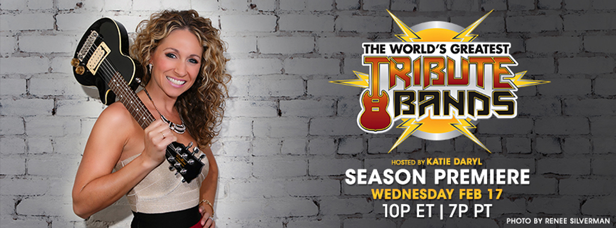 The World's Greatest Tribute Bands - Season 6 premiere