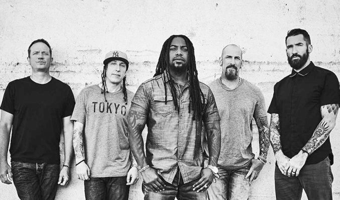 Sevendust tickets at Rams Head Live!, Baltimore tickets at Rams Head Live!, Baltimore