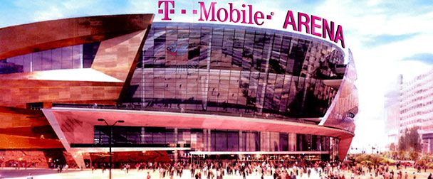 T-Mobile Arena tickets and event calendar | Las Vegas, NV | AXS.com