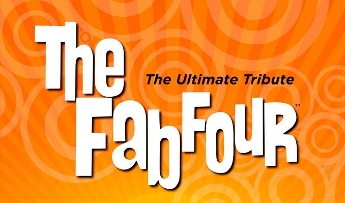 The Fab Four tickets at City National Grove of Anaheim, Anaheim