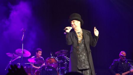 Culture Club, Billy Idol, Rick Springfield to headline '80s party in February