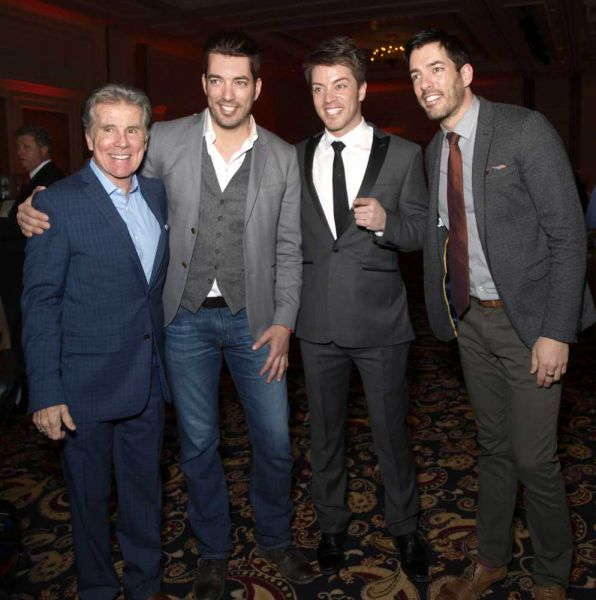 Bob Walsh, The Property Brothers and J.D. Scott