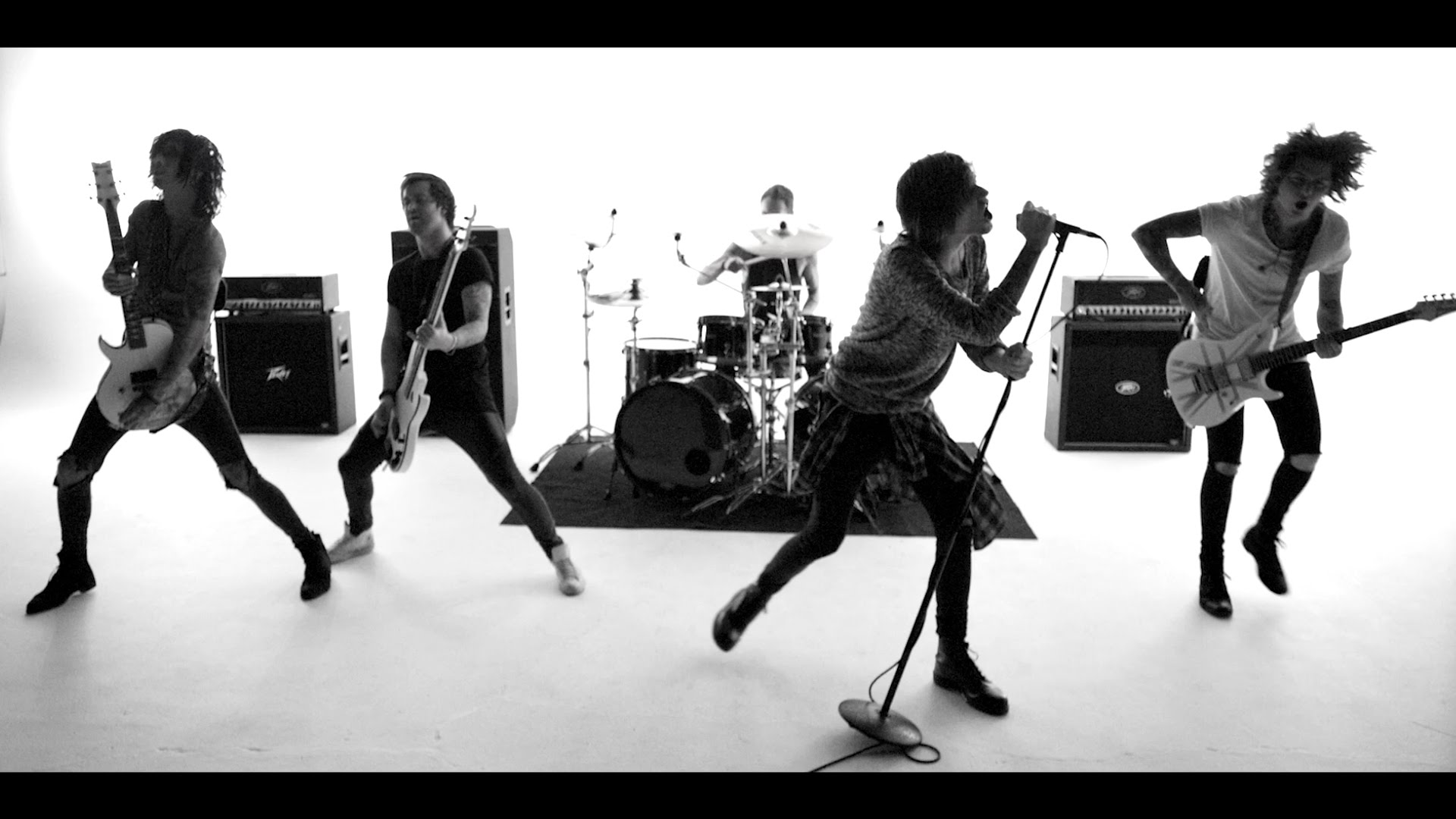 Asking Alexandria release official music video for new song 'The Black'