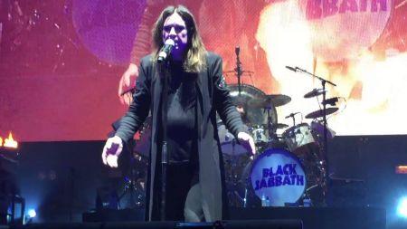 Black Sabbath postpones two shows in Canada due to illness