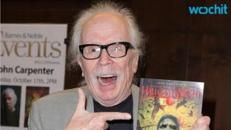 Five facts about composer John Carpenter