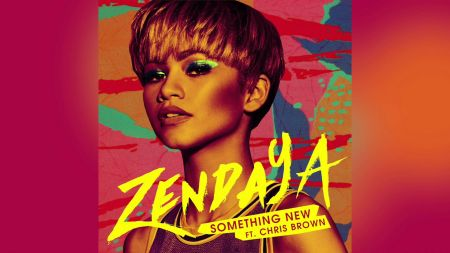 Listen: Zendaya tries 'Something New' with Chris Brown and a classic TLC sample