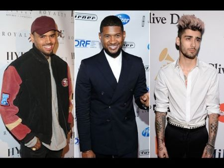 Listen: Chris Brown ups the sex factor of 'Back to Sleep' with Usher and Zayn