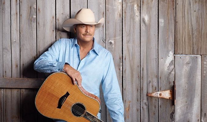 Alan Jackson tickets at Times Union Center, Albany