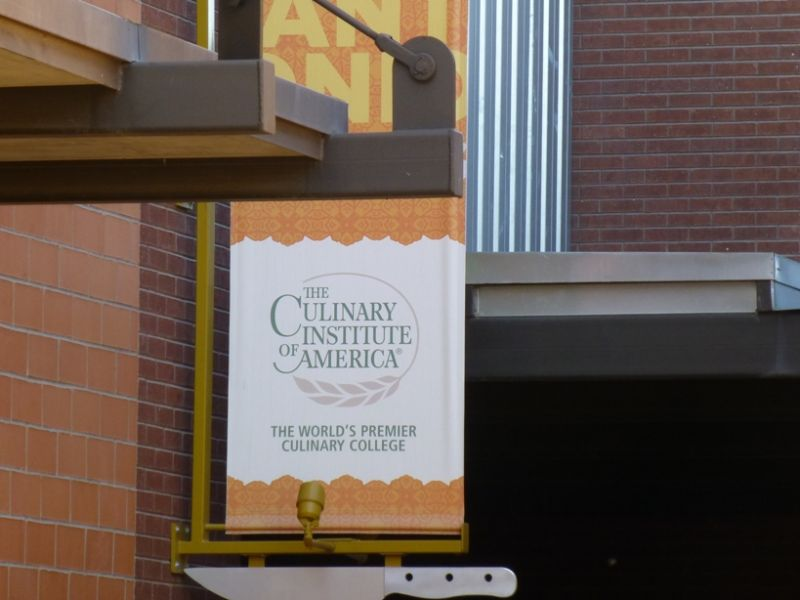 The Culinary Institute of America is hosting a series of Latin themed pop up dinners.