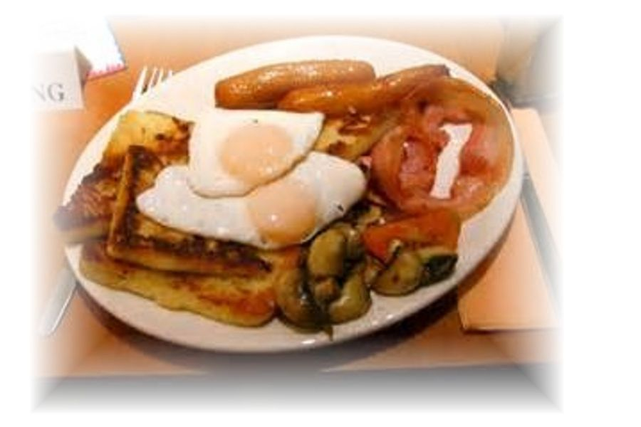 Irish Breakfast Is A Hearty Meal That Starts Typical Day In Ireland