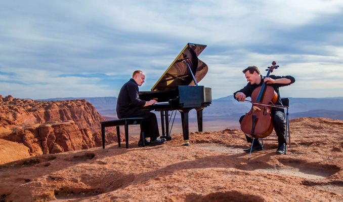ThePianoGuys tickets at Star Theatre at Spokane Arena in Spokane