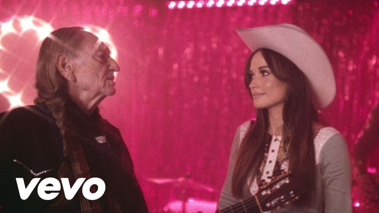 Kacey Musgraves, Willie Nelson team up for 'Are You Sure' music video
