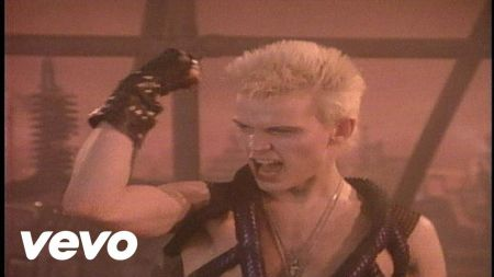 The top 10 best Billy Idol songs