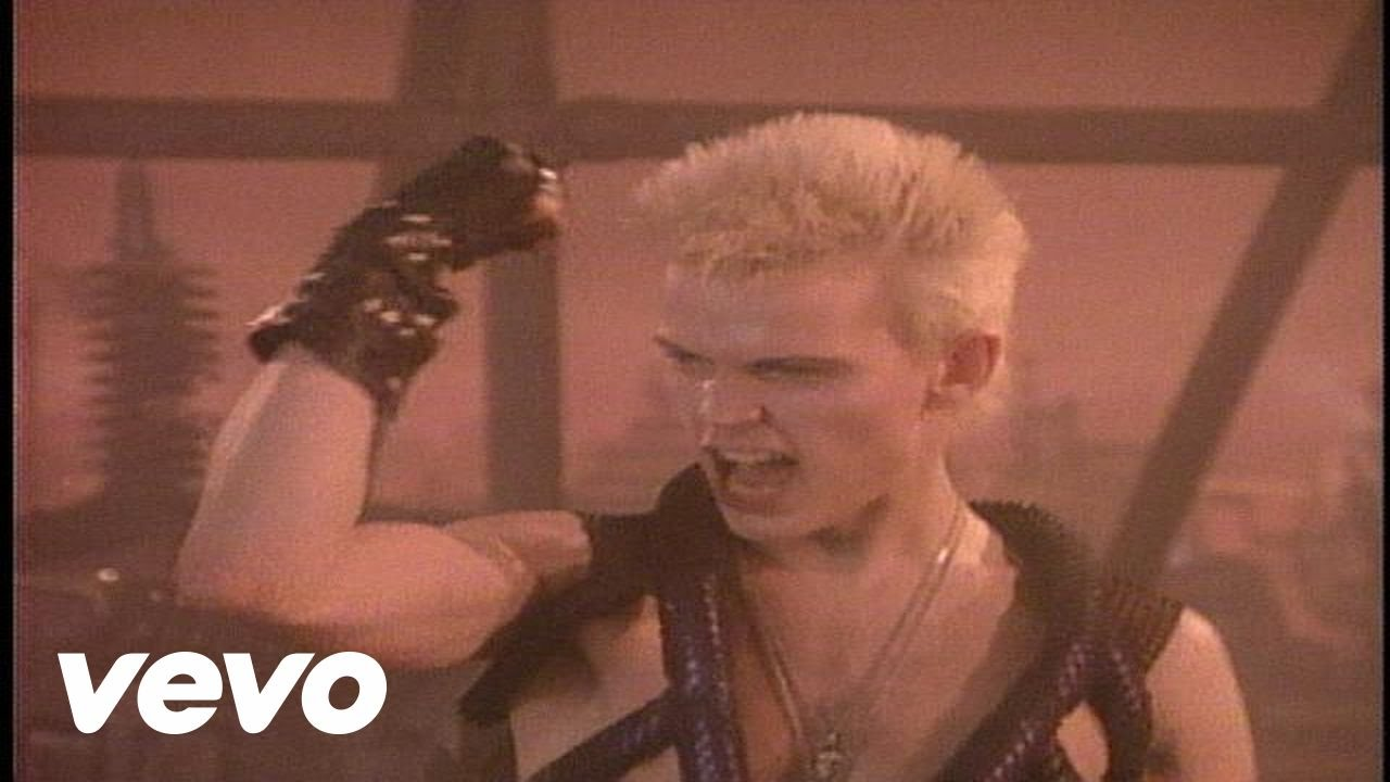 The top 10 best billy idol songs axs the top 10 best billy idol songs m4hsunfo