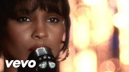 The top 10 best Whitney Houston songs